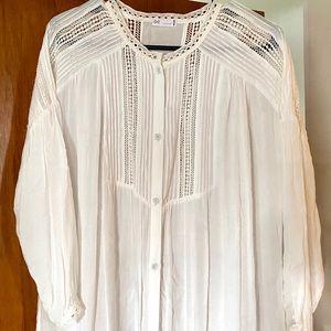 BNWOT Gentle Fawn boho tunic/dress